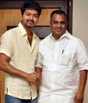 kashalin marupakkam book writer complaints on vijay fan committee member anand