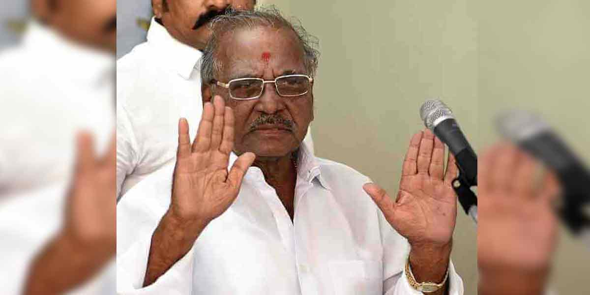 AIADMK madhusoodhanan allowed on Apollo