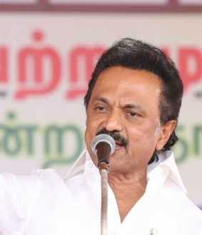 DMK leader Stalin warning to AIADMK