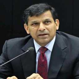 rahuram rajan answers about predictions of being next finance minister