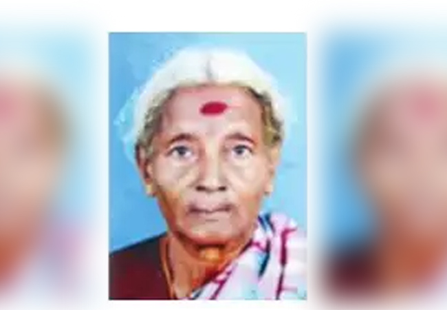 salem district heavy rain gangavalli home collapsed grandmother incident