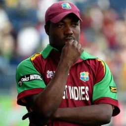 brian lara releases a video to his fans about his chest pain