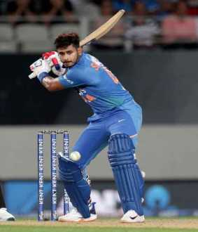India vs New Zealand first t20 match india team win
