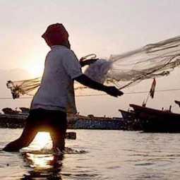 5,000 rupees for fishermen