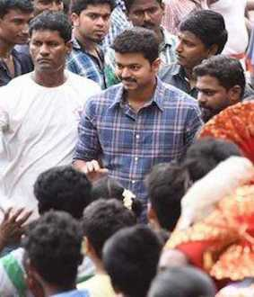 Vijay instructs to fans