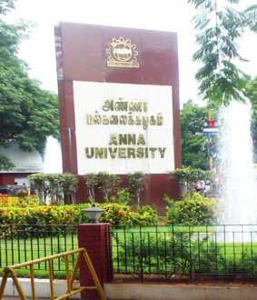 tamilnadu government wrote to letter for anna university