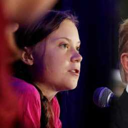Greta Thunberg speech at uno meet