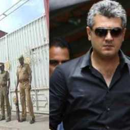 Bomb threat to actor Ajith Kumar's house ...