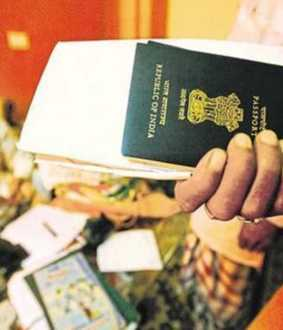 india passport visa information world