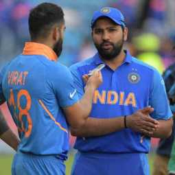 wasim jaffer about handing over the indian captaicy to rohit sharma