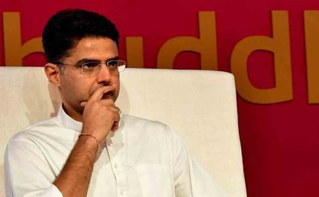 sachin pilot clarifies rumours about joining bjp