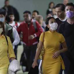 philippines to arrest people without mask in public places