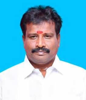 admk party attur assembly constituency candidate covid test for positive