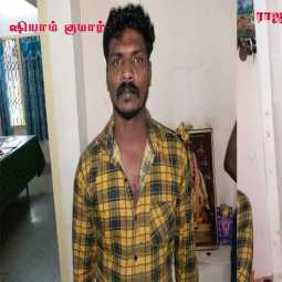 salem district two persons arrested police
