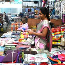 Erode Textile market issue