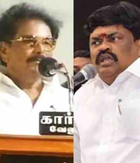 kkssr ramachandran - K. T. Rajenthra Bhalaji - Reply Statement - sathankulam issue