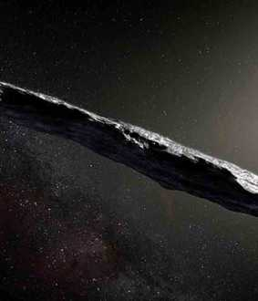 oumuamua may be a hydrogen rock says scientists
