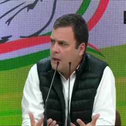 rahul gandhi announces 12000 for poor families of india after loksabha election