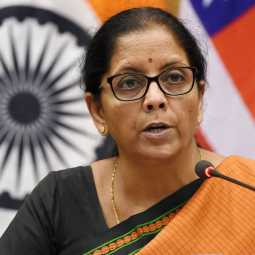 Nirmala Sitharaman announces permission for private sector in space