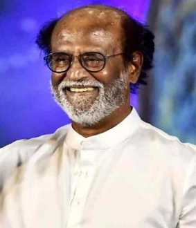 'It is gratifying that he has crossed the danger line' - Rajinikanth who released the video