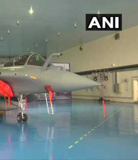 rafale fighter aircraft ambala air force station in haryana