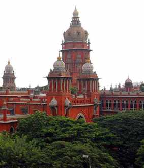 chennai high court order