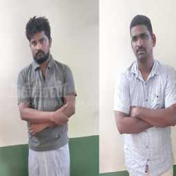 PUDUKKOTTAI DISTRICT ALCOHOL WOMEN AND ANOTHER 3 PERSON ARRESTED POLICE