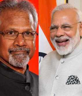 case filed on manirathnam for writing letter to modi
