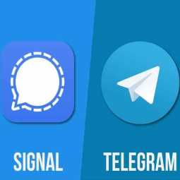 telegram or signal? which is best alternate for whatsapp