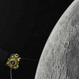 chandrayaan 2 found argon 40 in moon