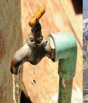 Chennai Drinking Water Pipeline cheating