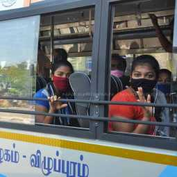 Buses from Chennai to Outer Districts
