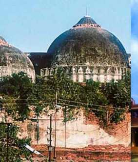 ayodhya case verdicts and history about ram mandir and babri masjid