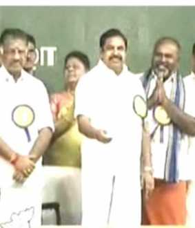 tamilnadu 33 th new district ceremony tenkasi cm palanisamy