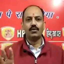 hindu raksha dal claims responsibility for jnu incident