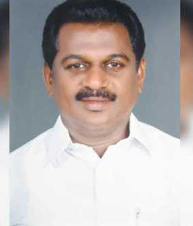 Corona for Nagarkovil  DMK MLA !!