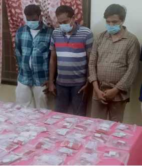 pudukkottai district small finance golds police investigation and arrested employees