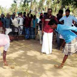 traditional pongal celebration in puthukottai