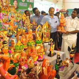 Navratri Sales Exhibition