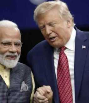 trump says india is less concern about environment