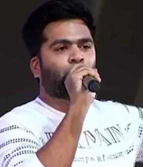actor simbu speech