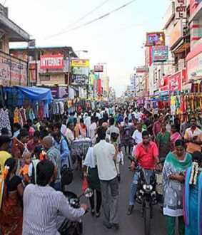 puducherry sunday market place changed district collector arun announced