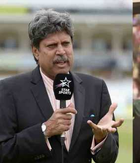 kapildev reacts to akthars idea of india pakistan cricket match