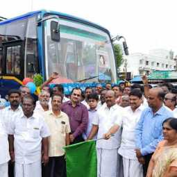 new air conditioned buses for chennai from chidambaram