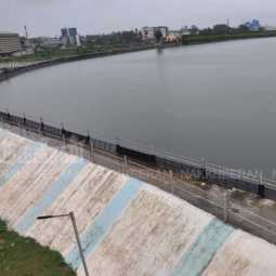 thiruvallur puzhal lake water opening for today
