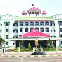 madurai high court jduges political parties election commission