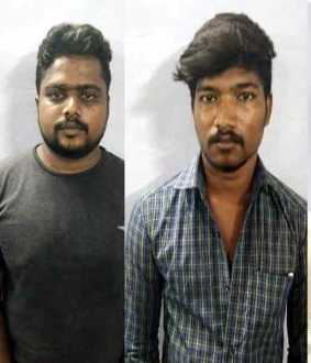Four arrested in theft cases - Namakkal District Police recover jewelery