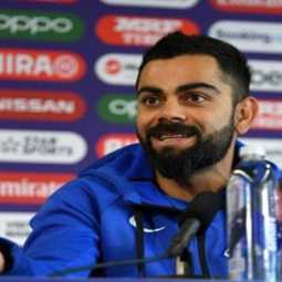 INDIA VS NEW ZEALAND SEMI FINAL MATCH NEW ZEALAND WIN INDIA TEAM CAPTAIN VIRAT KOHLI