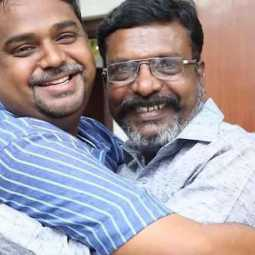dr.senthil with thirumavalavan