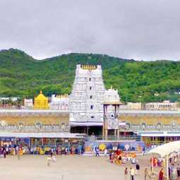 jewels went missing in thirupathi temple